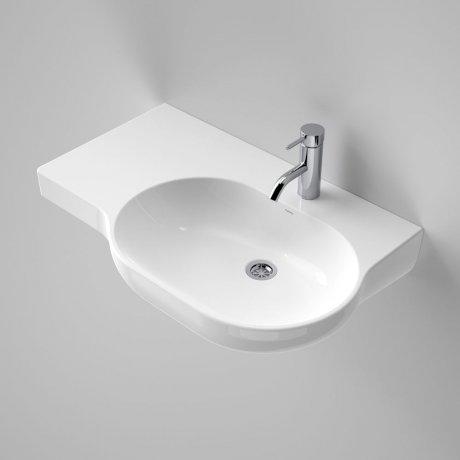 Opal 720 LHS Wall Basin 1TH