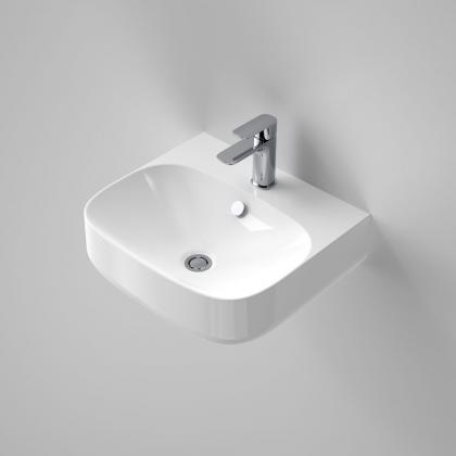 Moon 500 Wall Basin 0TH White
