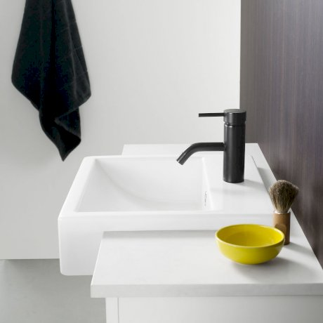 Liano Nexus Semi Recessed Basin 0TH