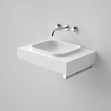 Sunstone 600 Solid Surface Wall Basin