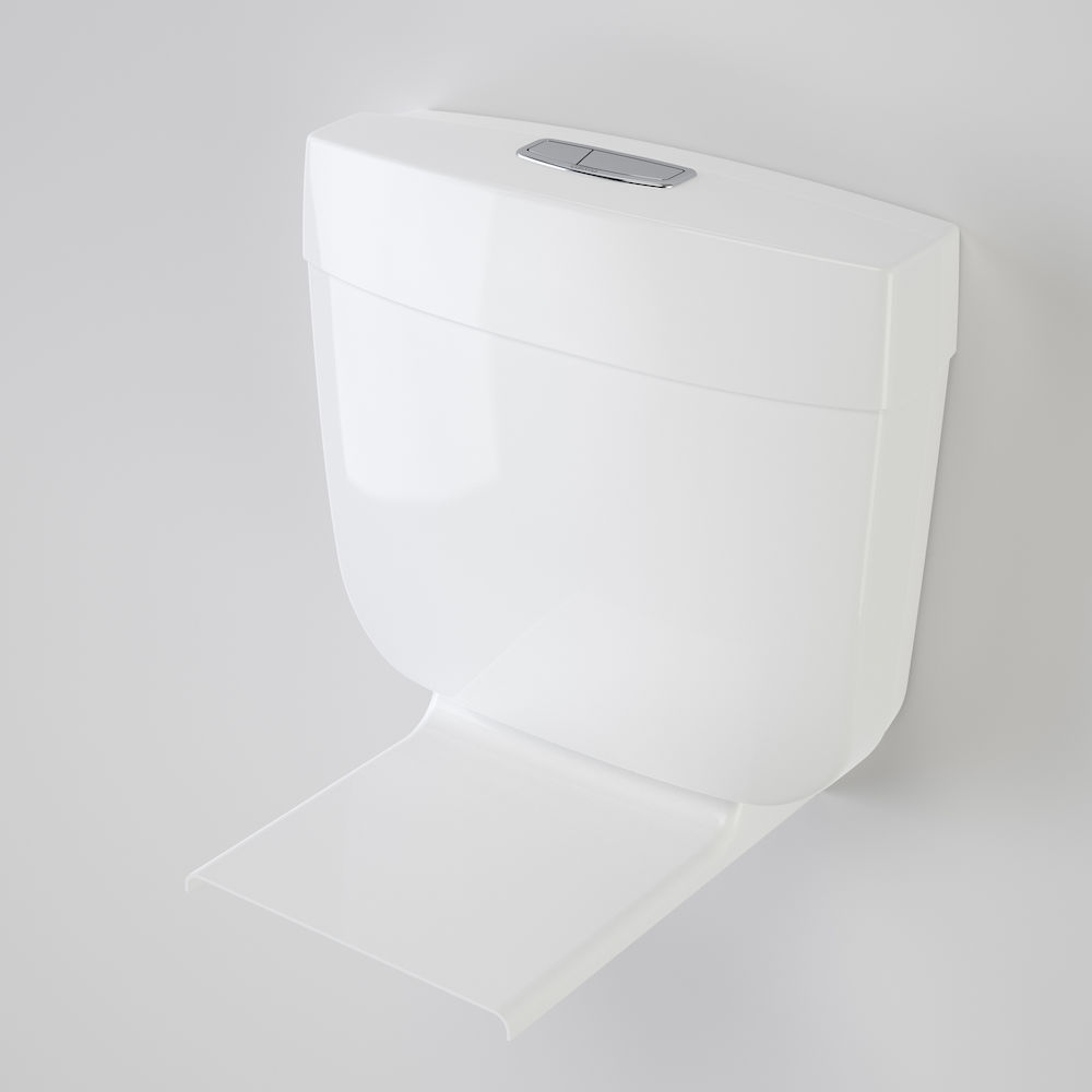 Caroma Slimline Connector Plastic 4.5/3L Dual Flush Cistern