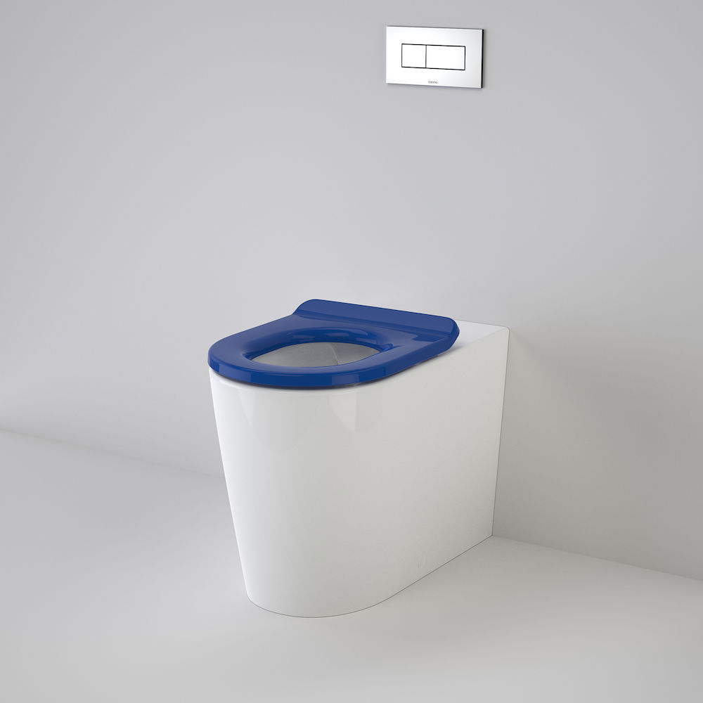 Liano Cleanflush® Easy Height Invisi Series II® Wall Faced Toilet Suite