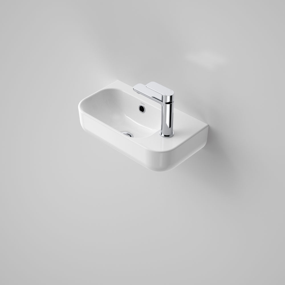 Luna Hand Wall Basin 1TH