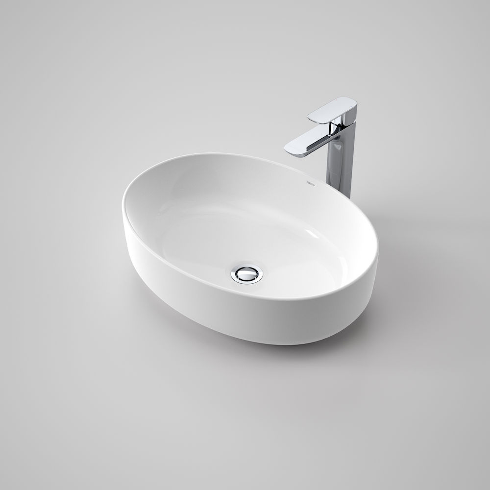 Artisan Above Counter Basin - Oval 510mm