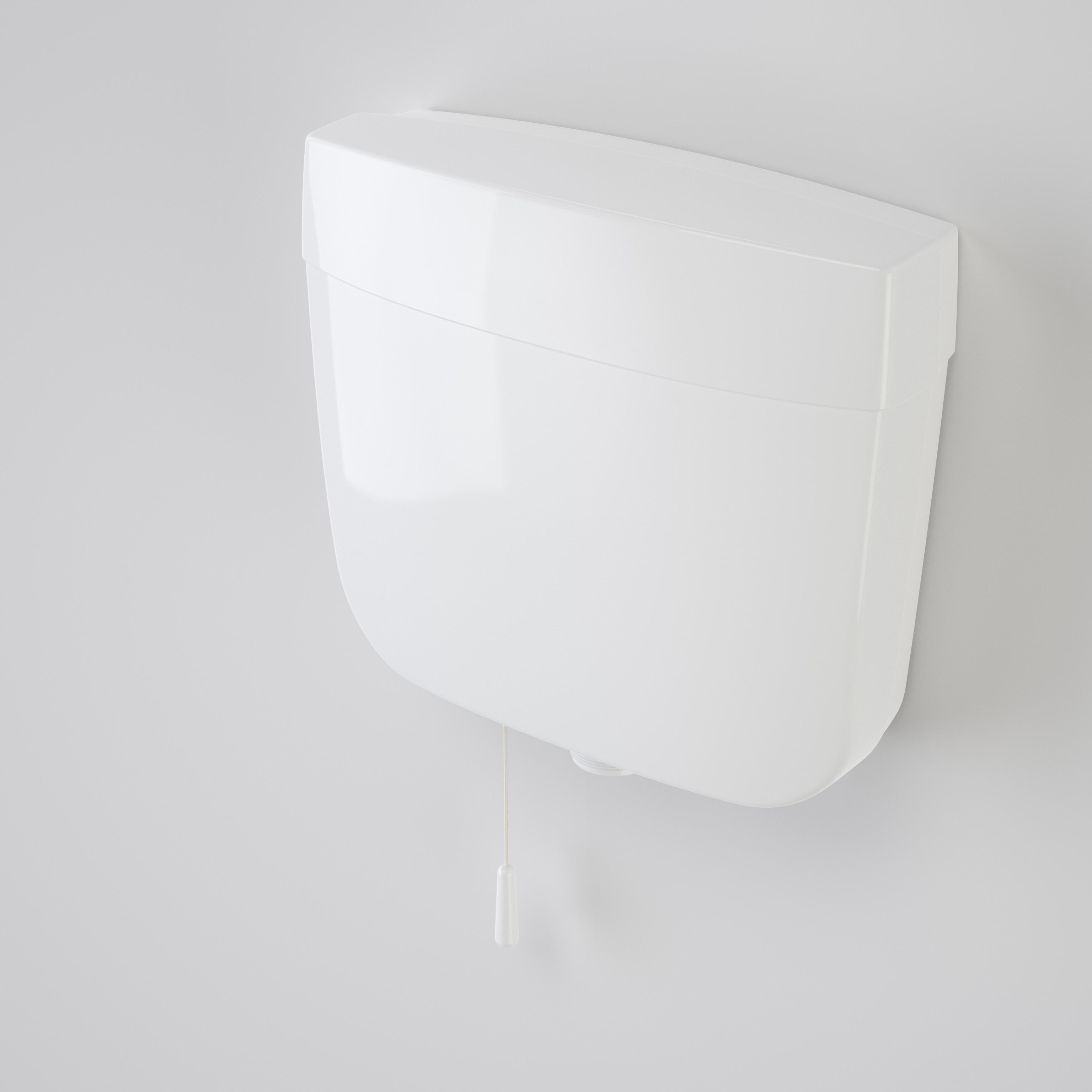 Slimline Pullcord Single Flush Cistern