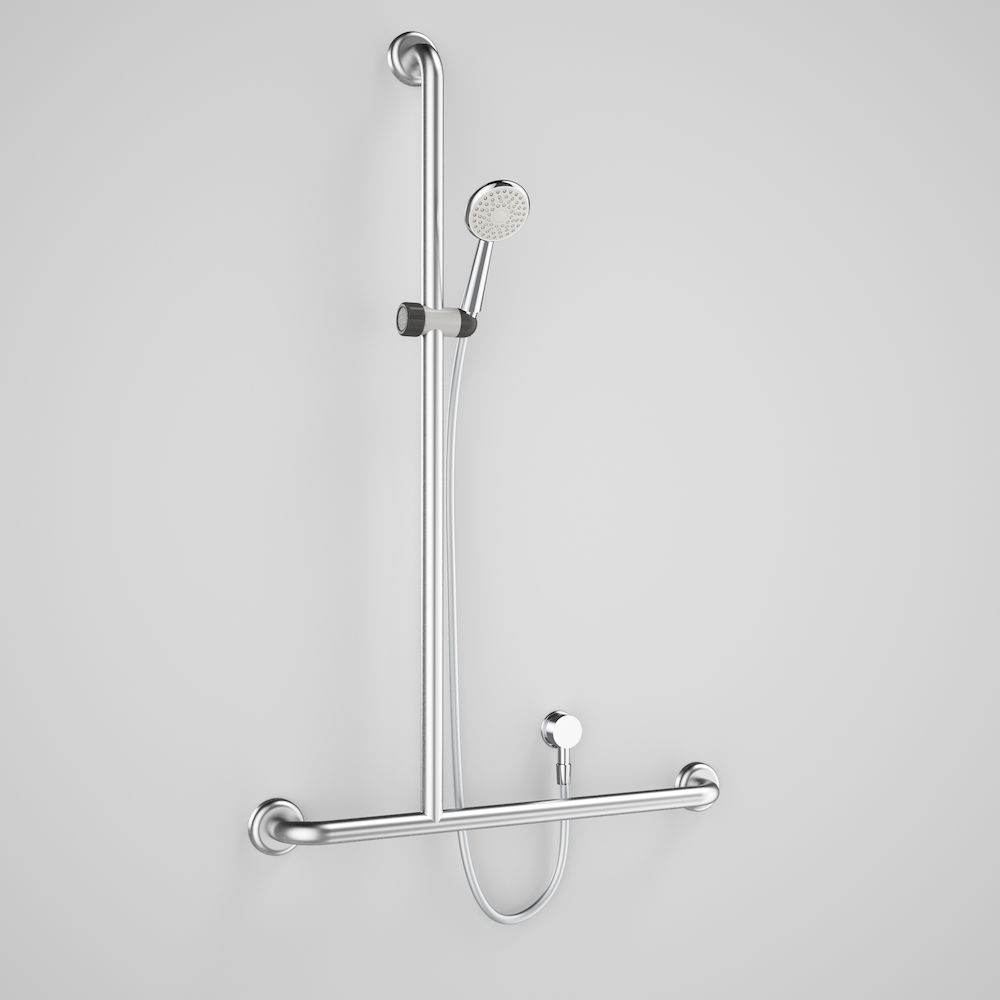 Virtu Plus Starsafe II Inverted T Shower Set
