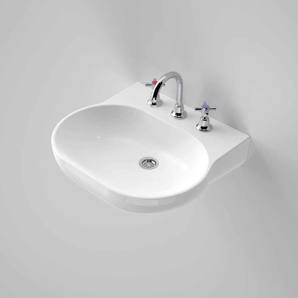 Opal 510 Wall Basin 3TH