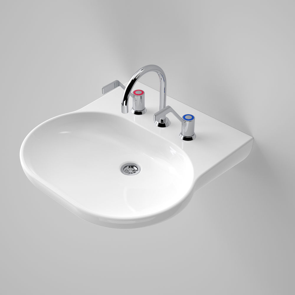 Opal Sole 550 Wall Basin 3TH