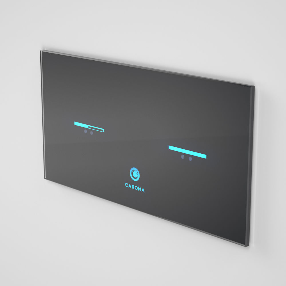 Smart Command Invisi II Panel - Black