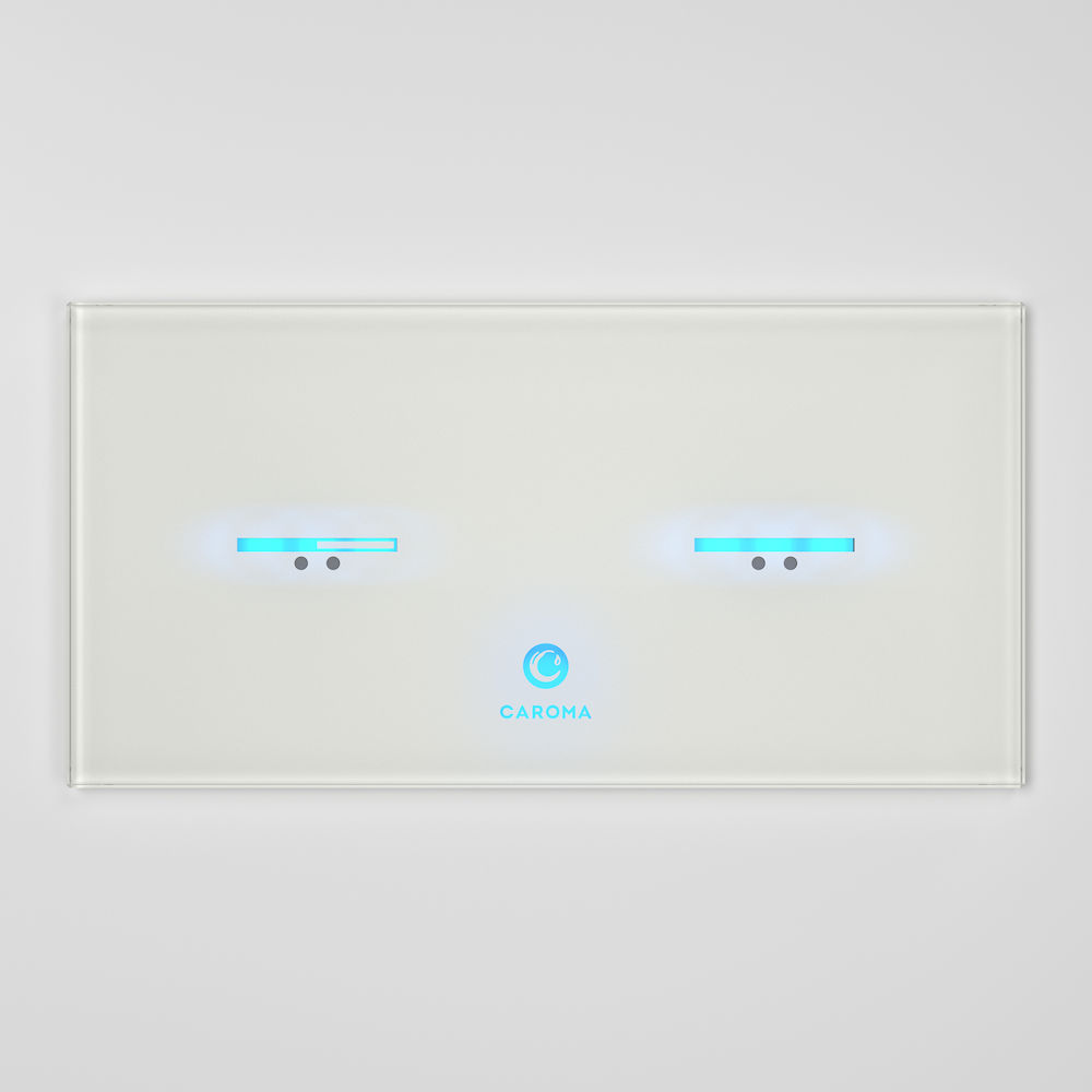 Smart Command Invisi II Panel - White